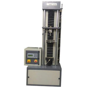 Digital & Computerised Tensile Testing Machine 1.4F