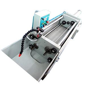 Double Broach Slotting Machine