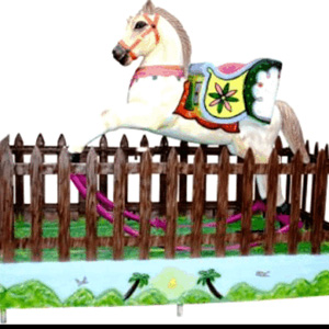 BIG HORSE RIDES