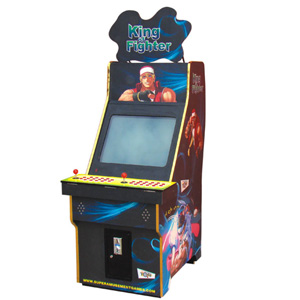 FIGHTER BOX 2 PLAYER