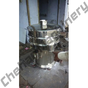 Vibro Sifter Filling Machine