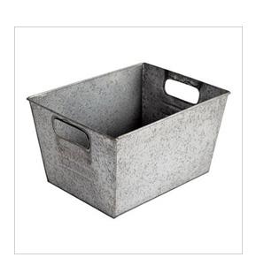 Metal Bin Box