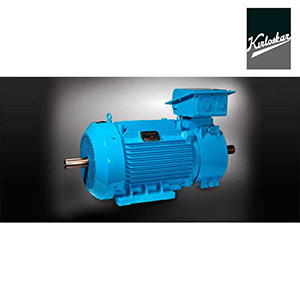 Crane Duty Slip Ring Motors