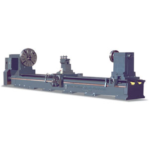Lathe Machine Model E