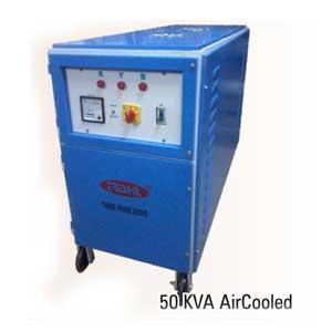 50 KVA Air Cooled Servo Stabilizer