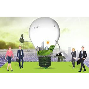 Energy Planning using Solar Power and Led lights