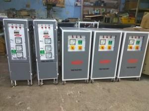 Three Phase Servo Stabilizer (3-600 KVA)