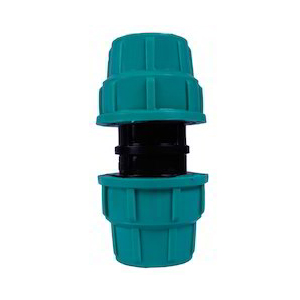 PP Compression Fittings Coupler