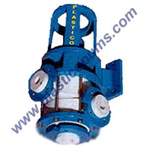 Polypropylene Pumps ( VPP 120 )