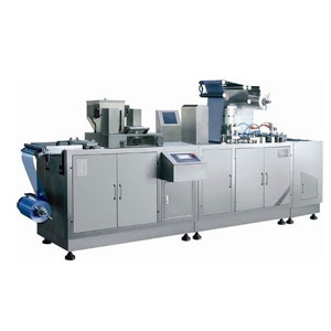 Cell Blister Packing Machine