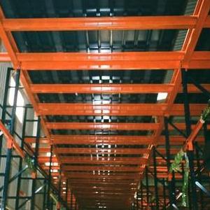 Rack Supported Mezzanine
