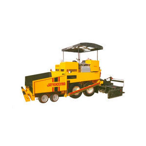Hydrostatic Sensor Paver Finishers