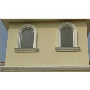 U-SHAPE ARCH WINDOW