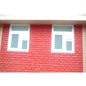 Toilet UPVC Windows