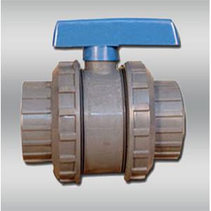 P.P. Union ball valve