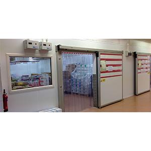 Refrigerated Storage Rooms