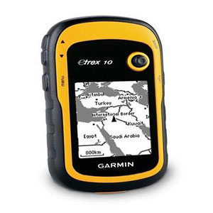 Garmin Handheld GPS Device eTrex10