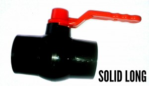 Solid Long Valve