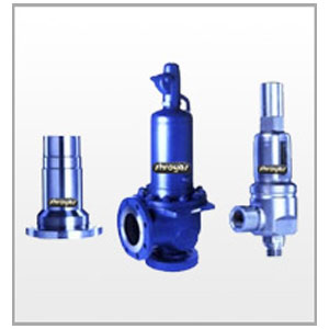 Safety Valves for high operating pressures