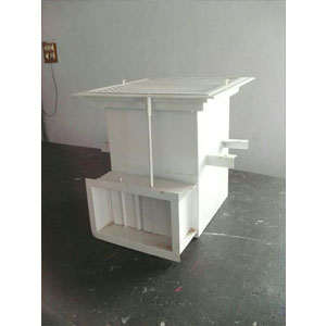Hepa Box Housing