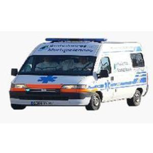 Ambulance Monitoring