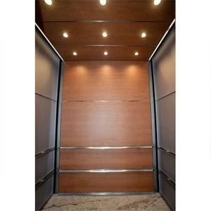 Wooden Design Elevators Cabin