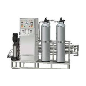 1000 Lph S.S RO Water Treatment Plant