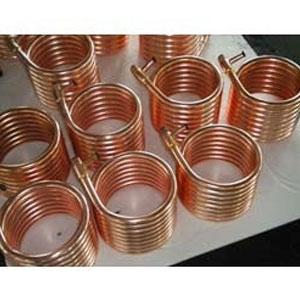 Coaxial Coils Heat Exchanger