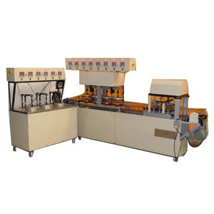 Semi Auto Khakhra Making Machines