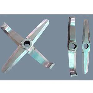 PVC Mixer Blades