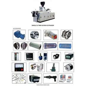 PVC & HDPE Extruder Parts