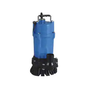 Slim Line Portable Electric Dewatering Pump