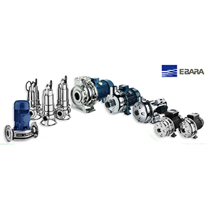 Ebara Pumps - RO/Sewage Pumps