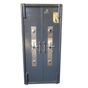 Double Door Security Safe
