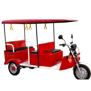 Queen E-Rickshaw