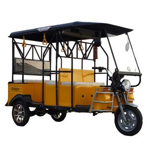 Queen DLX E Rickshaw