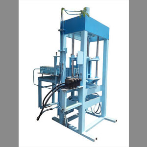 High Pressure Center Press Fly Ash Brick Making Machinea