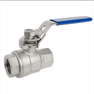 1-PC-IC-Threaded Ball Valve