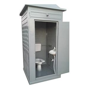 Modular Portable FRP Toilet