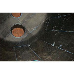 Rubber Lining In Chemicals Tanks