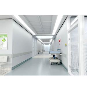 Pharma/ Hospitals Walls Coating