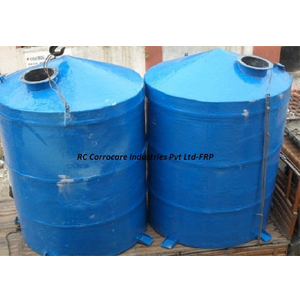 PP FRP Storage and Process Tank