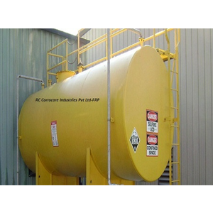 Fibre Glass Reinforced Plastic Tanks