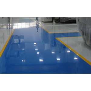Joint Less Industrial Heavy Duty PU Floor