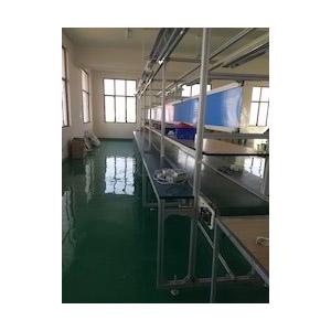 Aluminum Conveyor With Working Platform