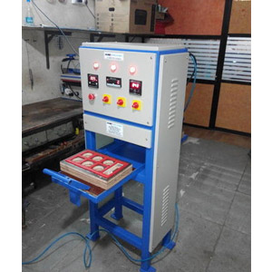 Semi Blister Sealing Machine - Double die