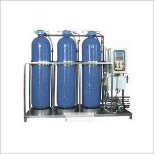 Water Demineralizer Plant