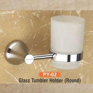 Py-02 Glass Tumbler Holder (Round)