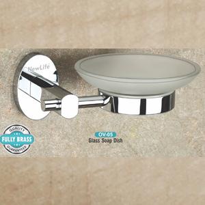 OV-05 Glass Soap Dish