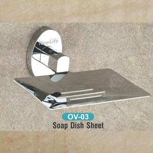 OV-03 Soap Dish Sheet